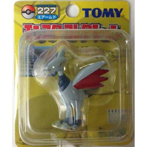 Figurine plastique Pokémon Pierre Tomy
