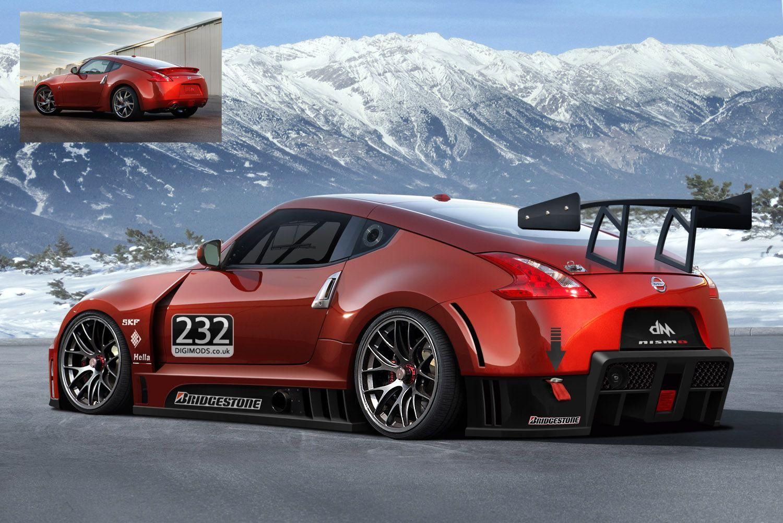 370Z Racing Above Average Rides Pinterest Nissan