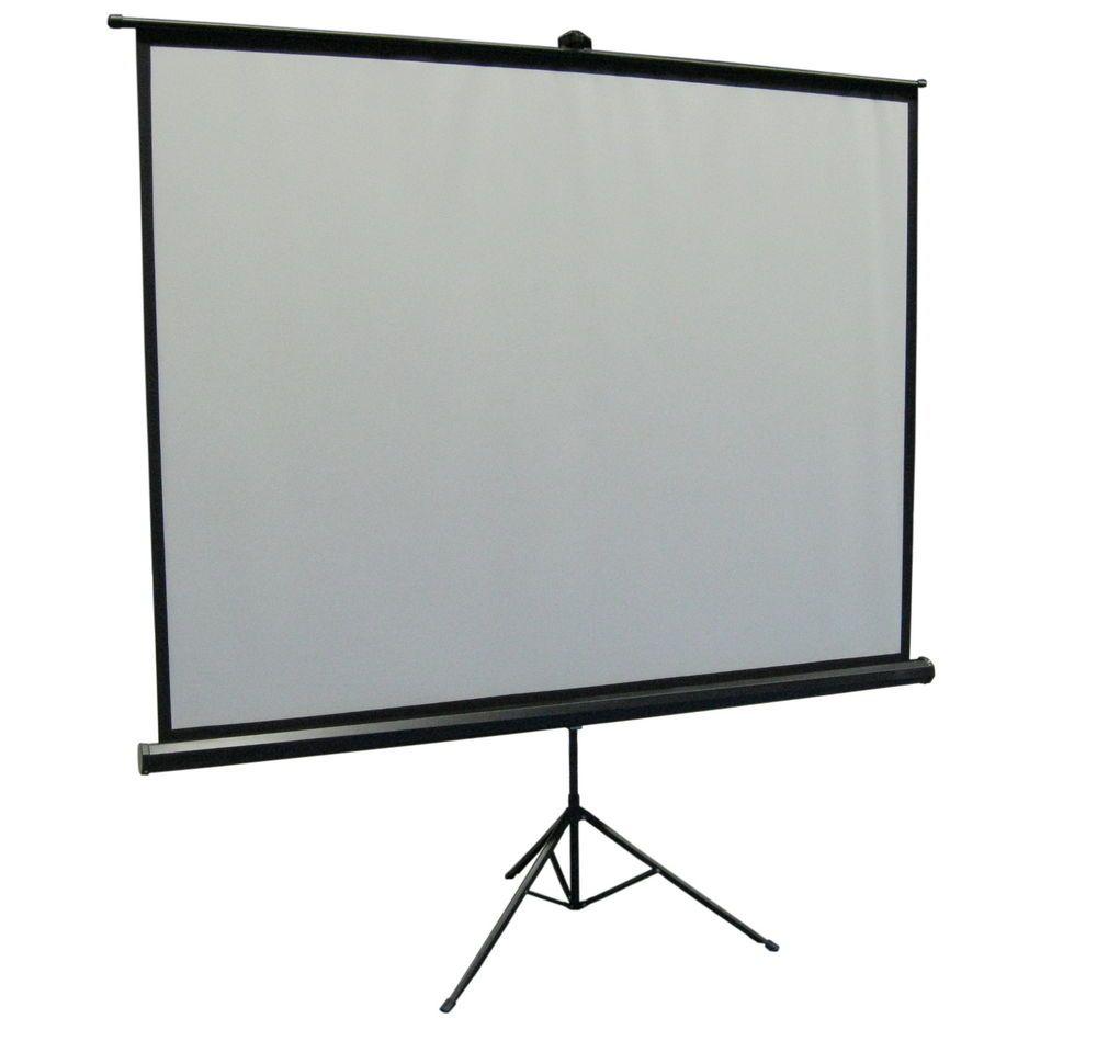 Details About Vivo 100 Quot Portable Projector Screen 4 3