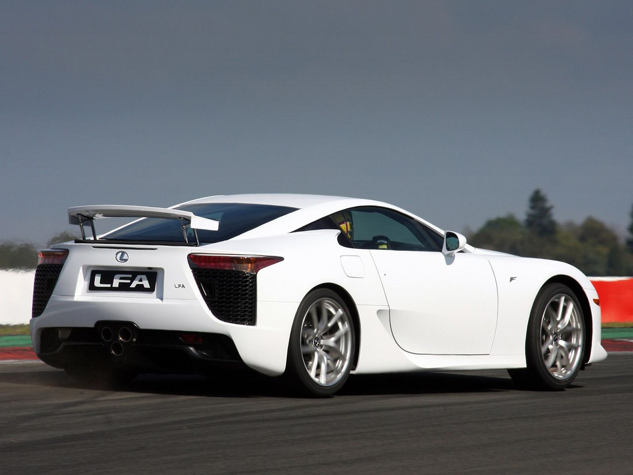 Image For Lexus Lfa 2011 Rear Wallpaper Mobil