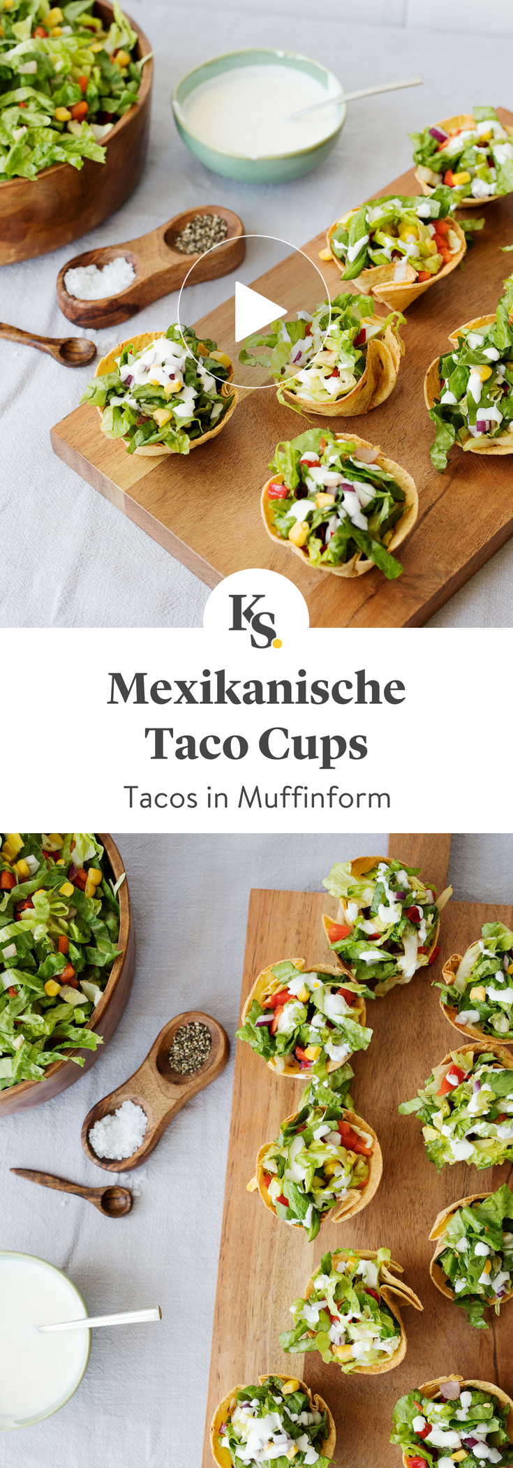 Photo of Mexican Taco Cups Recipe with video | Kitchen stories