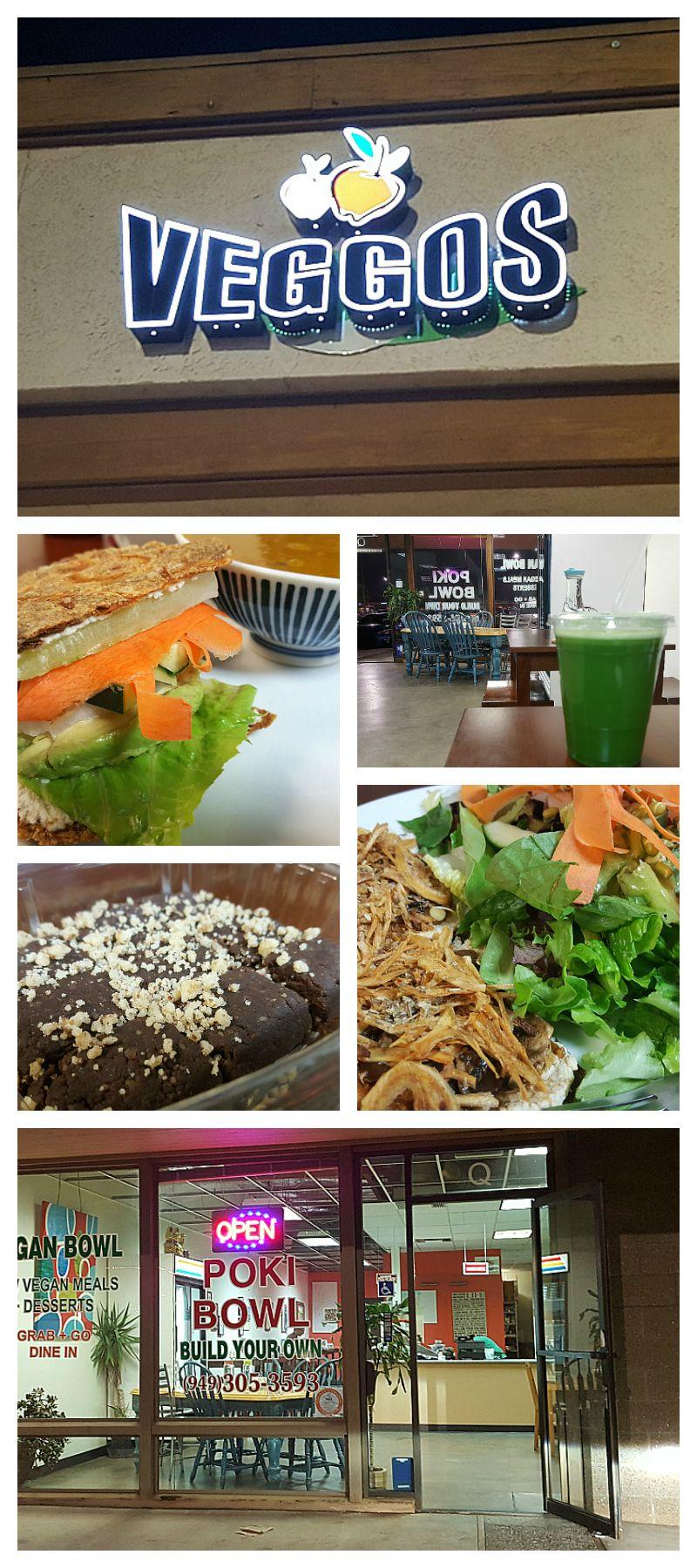 Veggos Vegan Raw Food Restaurant In Lake Forest California