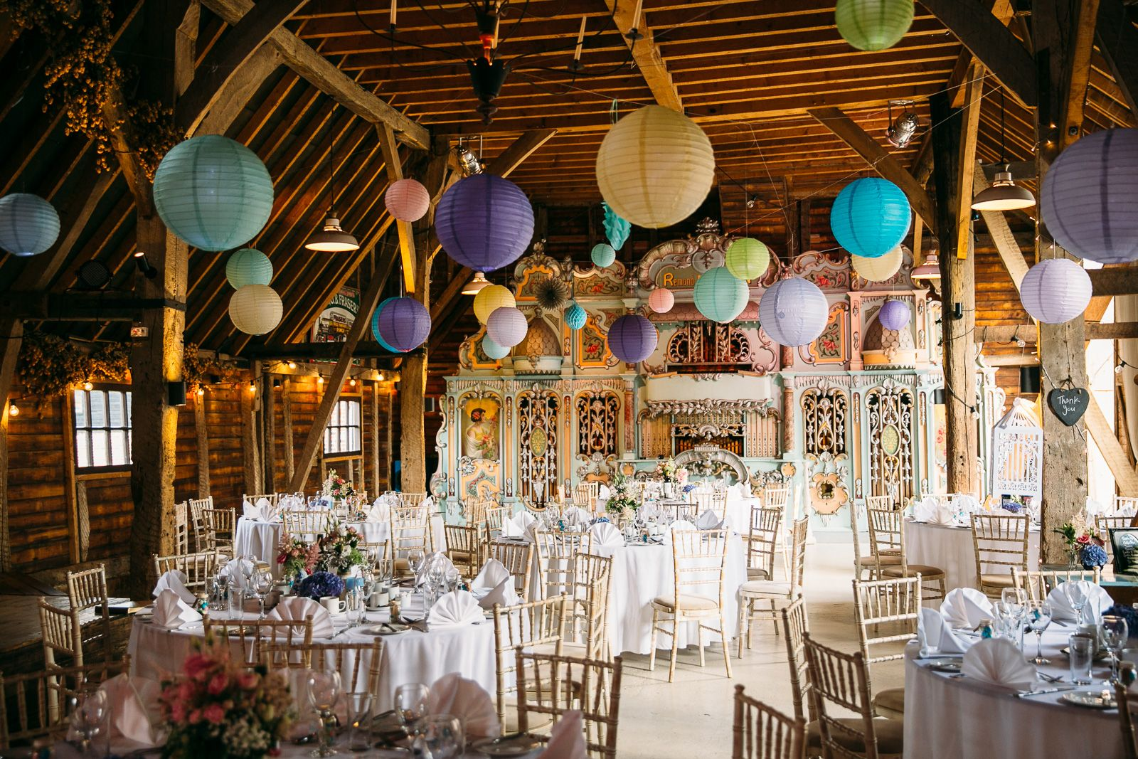 Our Barn For Wedding Ceremonies Grade II Listed And Dating Back To 1750
