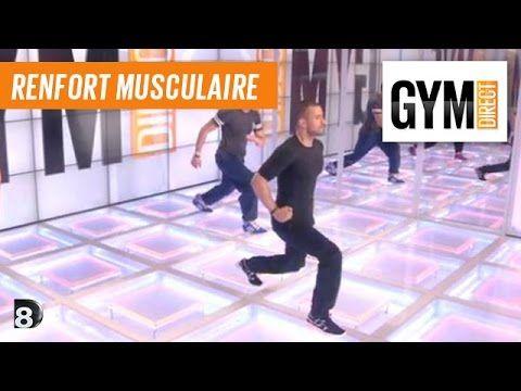 Cuisses et fessiers : Renfort musculaire intense - 110