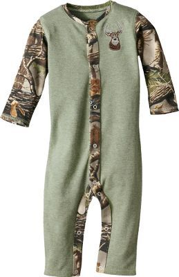 Cabela's Infants' and Toddlers' Long-Sleeve Union Suit