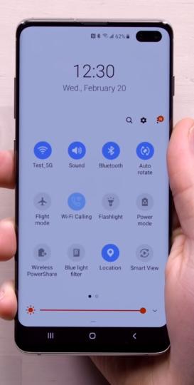 Samsung Galaxy S10 Plus Samsung Galaxy S10 Reparo De Celular Iphone Celulares