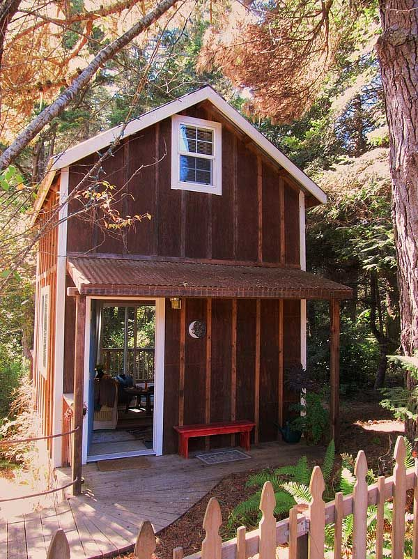 Mendocino Coast Rental With Images Tiny House Rentals
