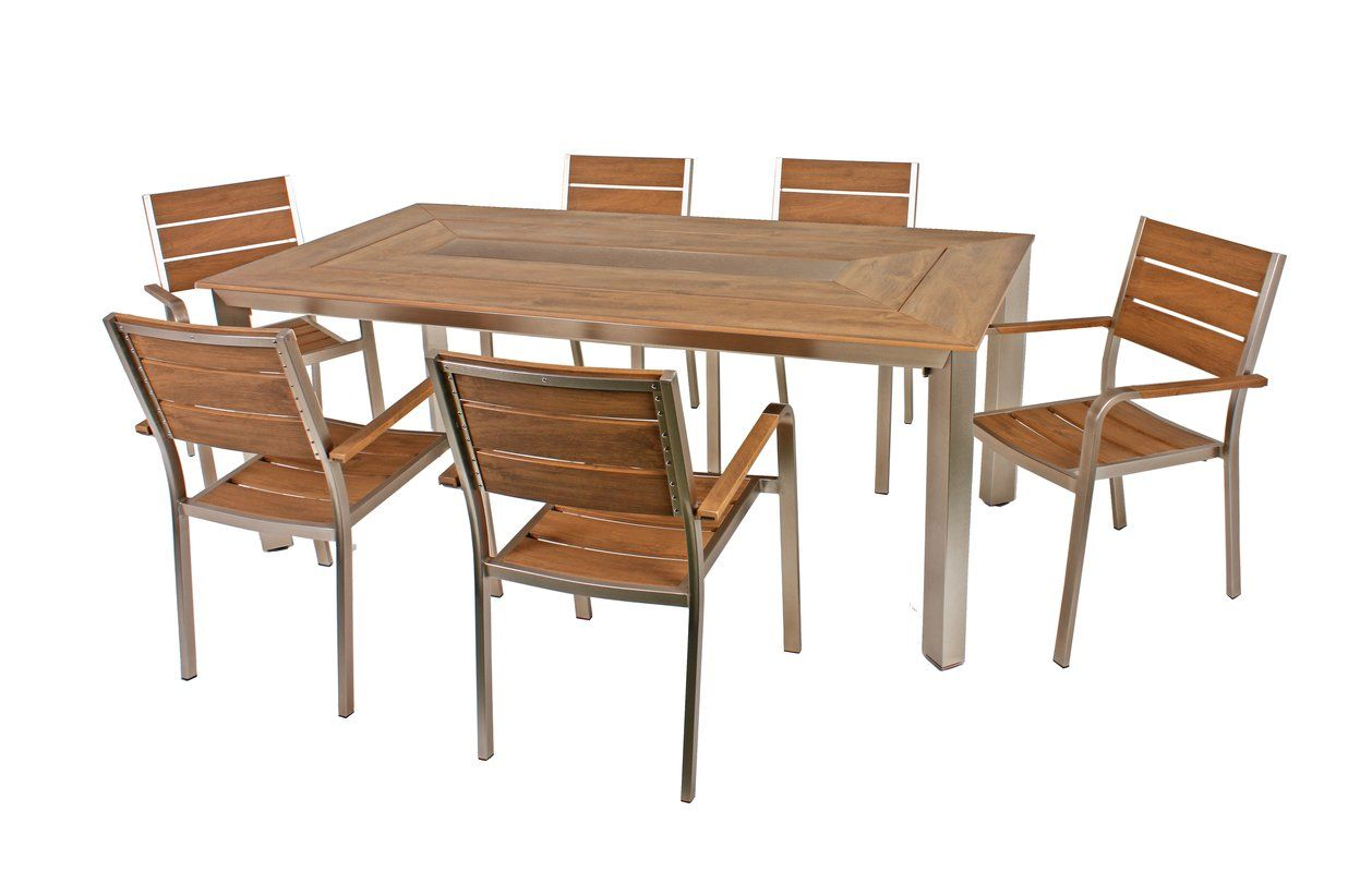 Gartengarnitur Alu 6 Sitzer Gartengarnitur Alter House Other Dining Table Dining