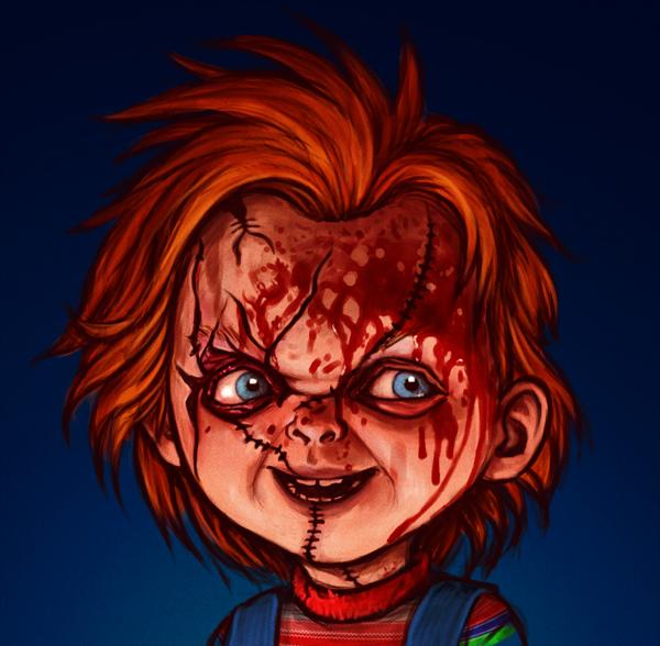 Chucky by SamRAW08