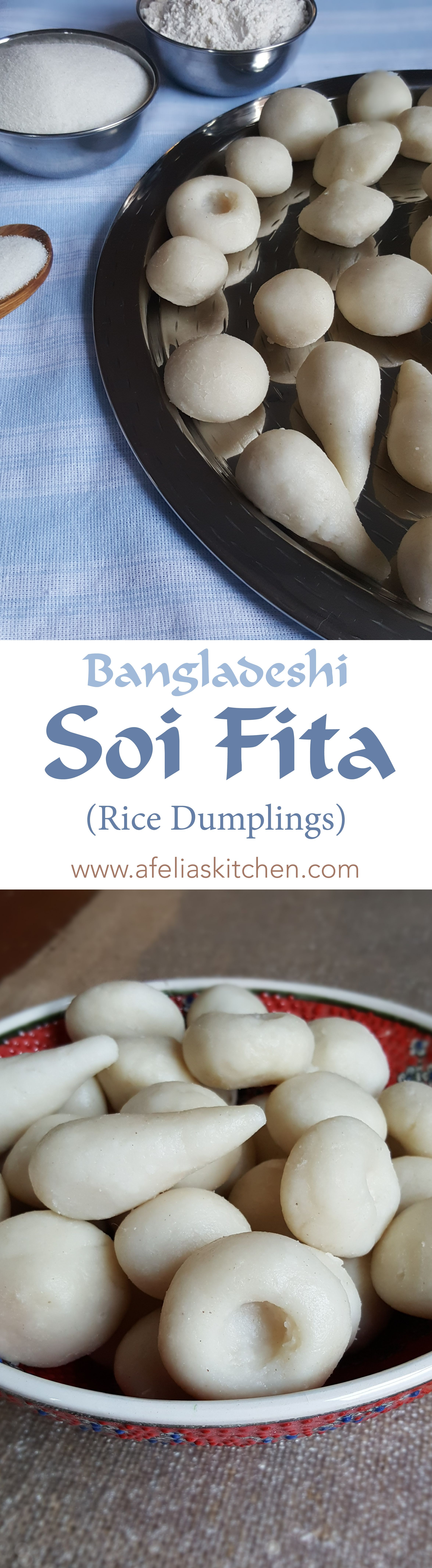 Alhamdulillah just have the iftar bangladeshi food pinterest bangladeshi soi fita rice dumplings step by step easy to follow photo recipe forumfinder Choice Image