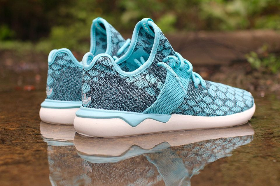 Adidas Tubular Runner Dust Blue
