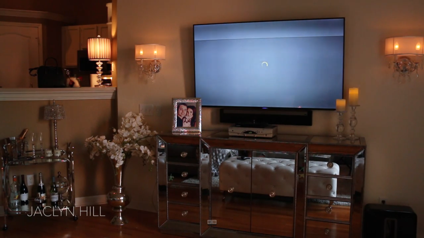 Jaclyn Hill's house is goals
