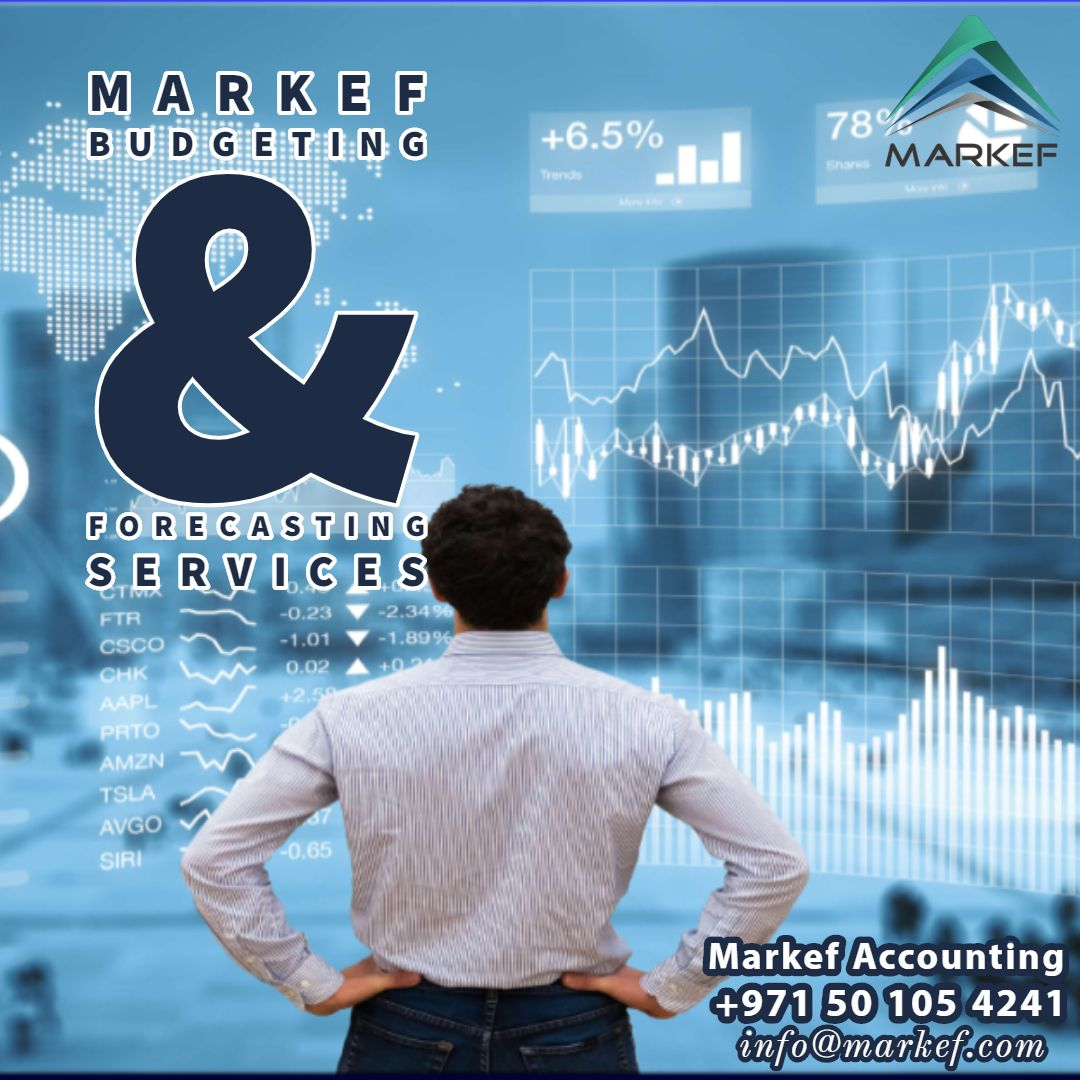 Markef Consultancy Bookkeeping Services Dubai Accounting