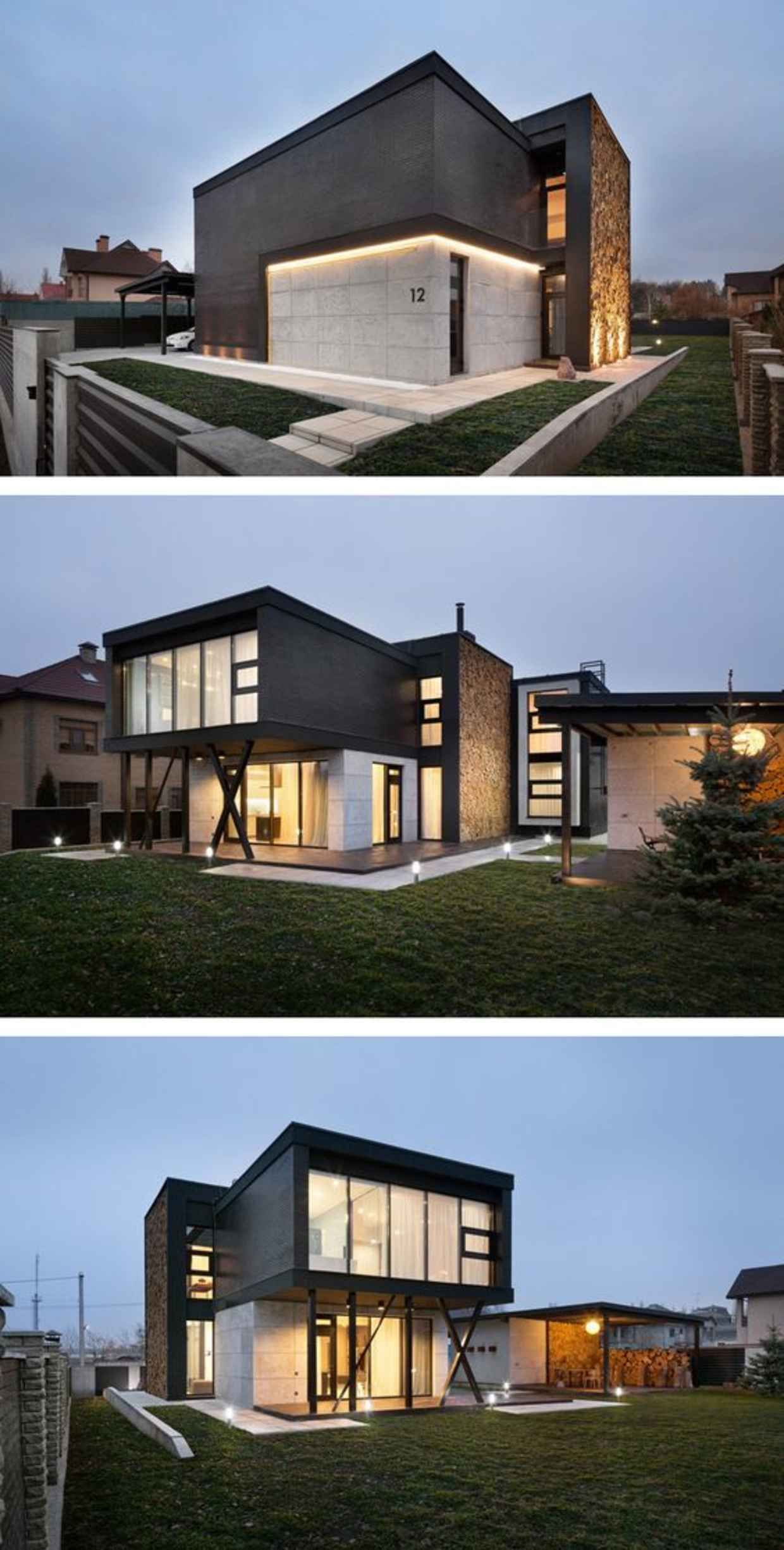 40 Examples Of Stunning Houses & Architecture #3 | Pinterest ...