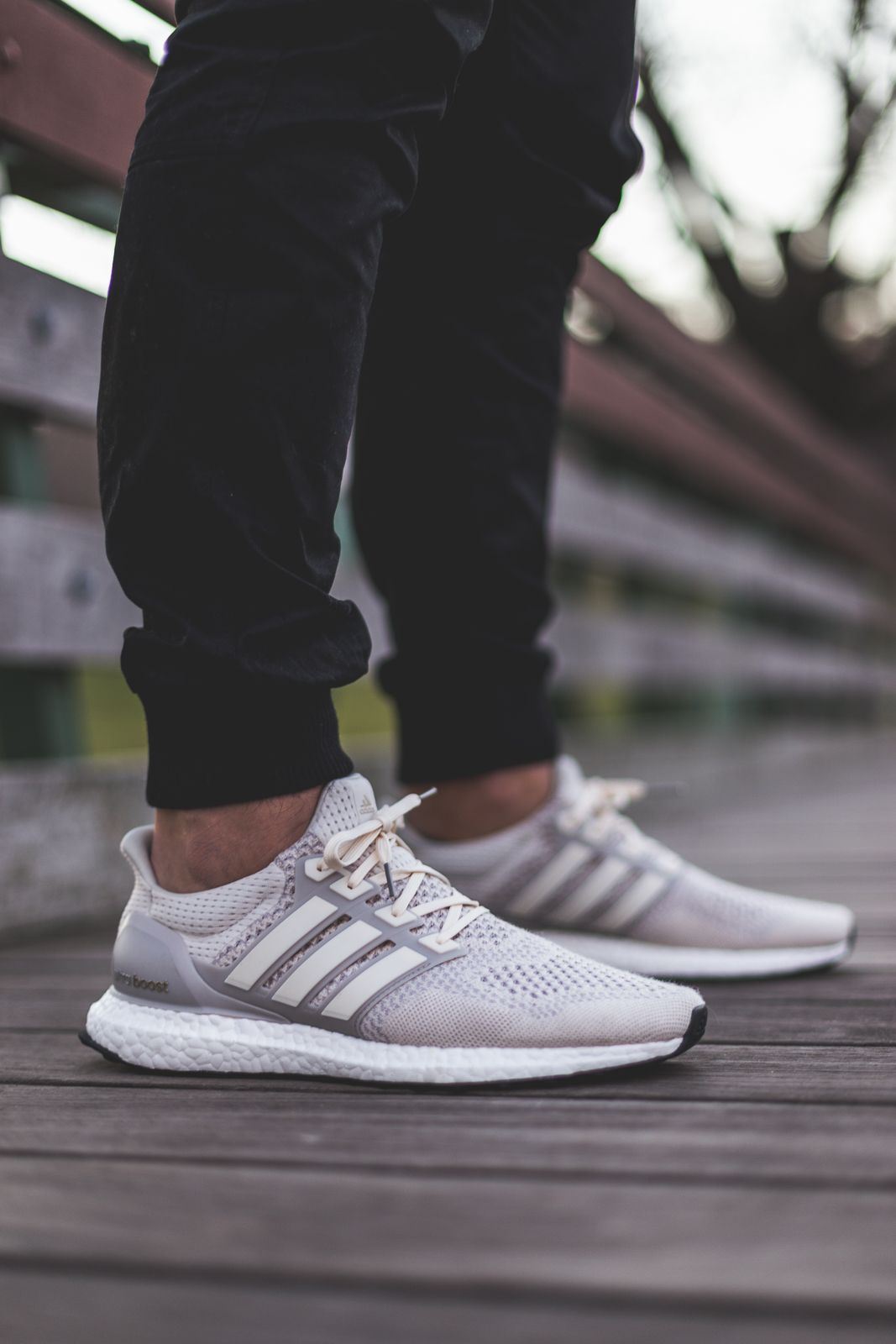 211dbf4bf1f67 Adidas Ultra Boost LTD Cream
