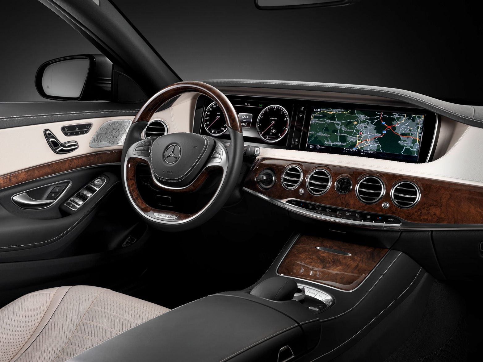 Presenting The All New 2014 S Class It S The Best Car In The World Again Mercedes S Class Benz S Class Benz S