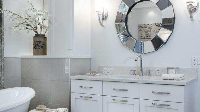 Tout en raffinement | Les idées de ma maison  Plus de découvertes sur Déco Tendency.com #deco #design #blogdeco #blogueur