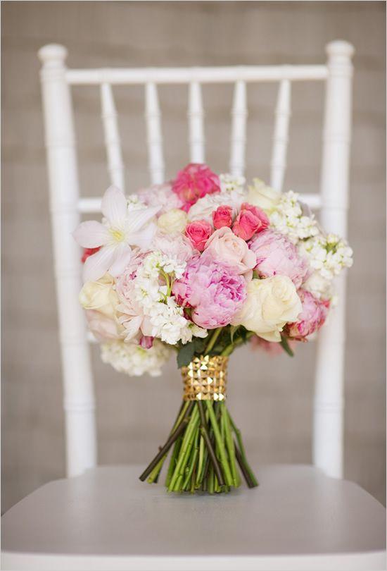 pink and white wedding bouquet ブーケ wedding bouquets wedding