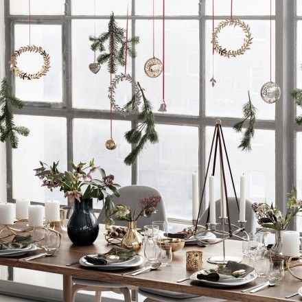 How to decorate a house for Christmas: 50 photos – Living Corriere