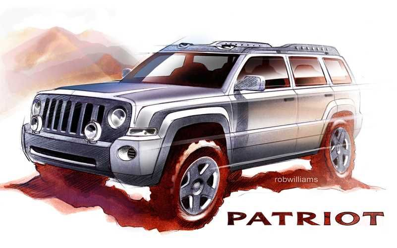 Jeep Patriot You Can Download This Image In Resolution 1600x1200