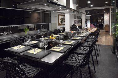 Kitchen Club, Madrid, 2012