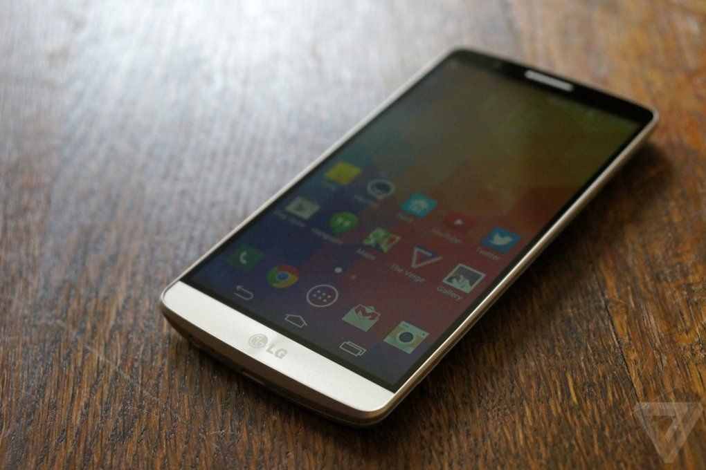 A closer look at the LG G3 | The Verge