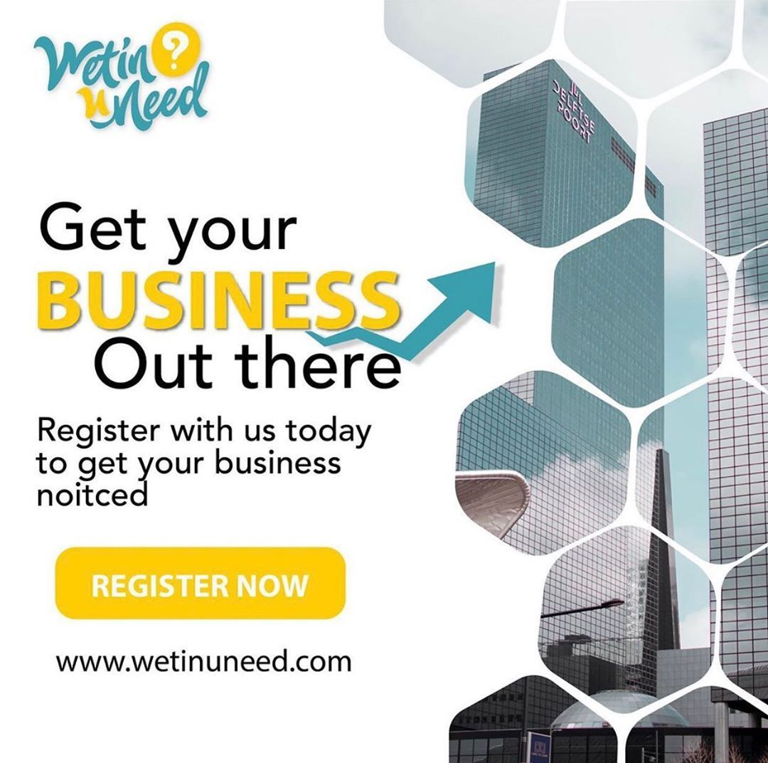 Wetinuneed Services Limited is a first of its kind 100