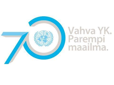 YK:n 70-vuotisjuhla näkyväksi koulussa | YK-liitto.fi