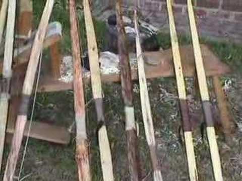 Primitive Bows Are Cool - YouTube