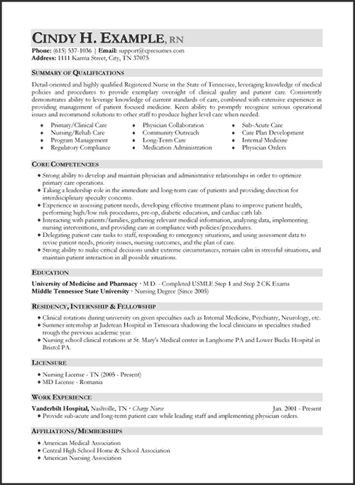 Free Federal Resume Sample httpwwwresumecareerinfofree