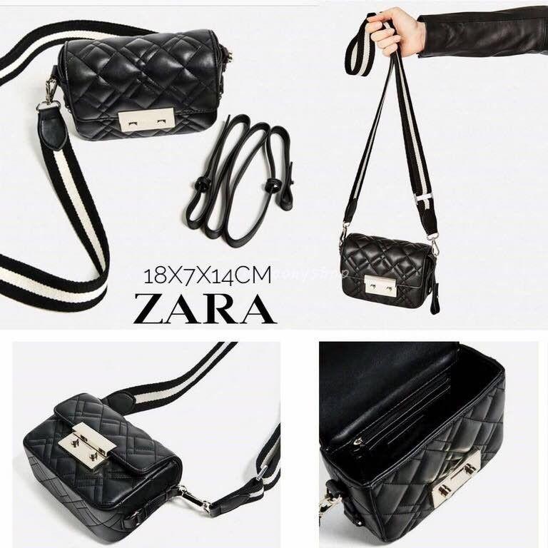 Tas Zara Mini Sling Bag Ori 7118 18x7x14 225rb  48e3190a6e
