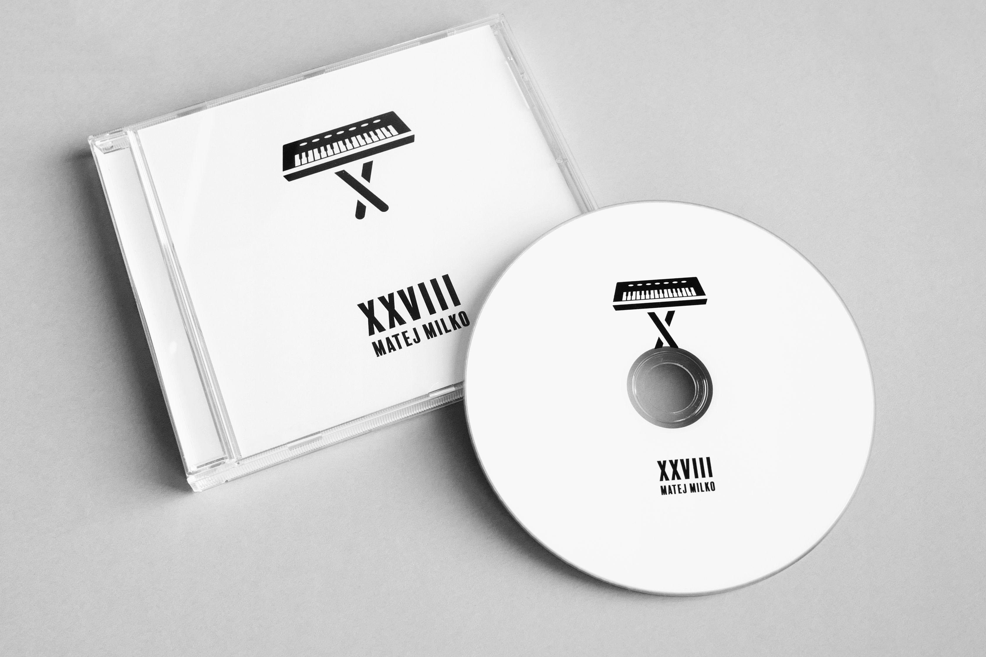 3445cb537950 Matej Milko XXVIII audio cd