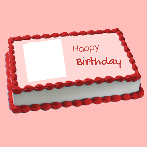 Online Photo Cake Generator With Custom Text Free