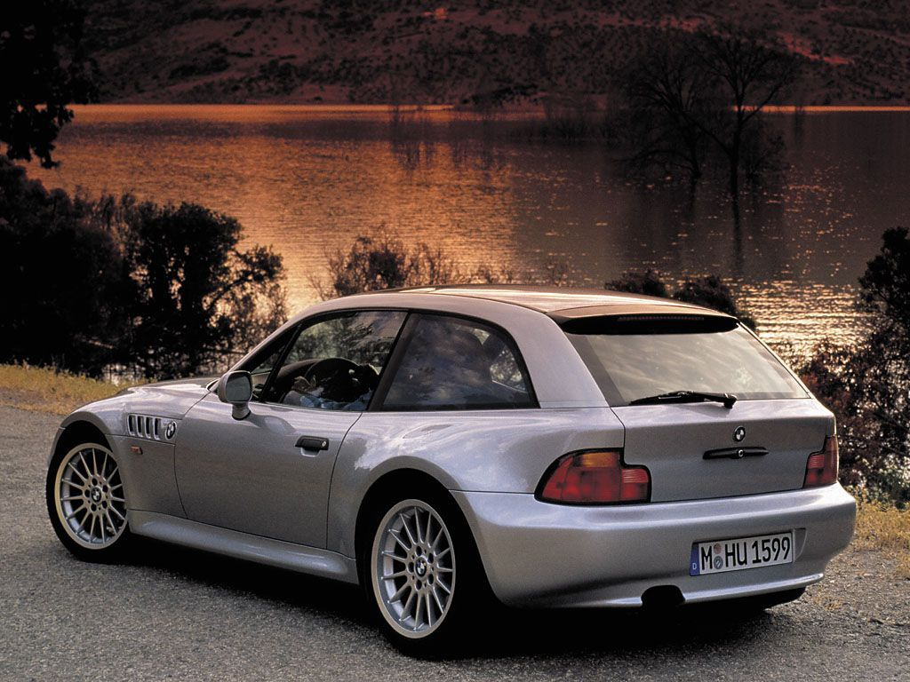 Bmw Z3 M Coupe So Much Cooler Than The Regular Z3 Auto
