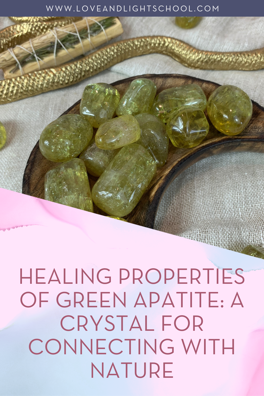 Healing Properties of Green Apatite: A Crystal for ...