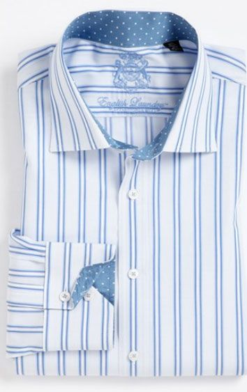 English Laundry S Trim Fit Dress Shirts Are The Perfect Fit To