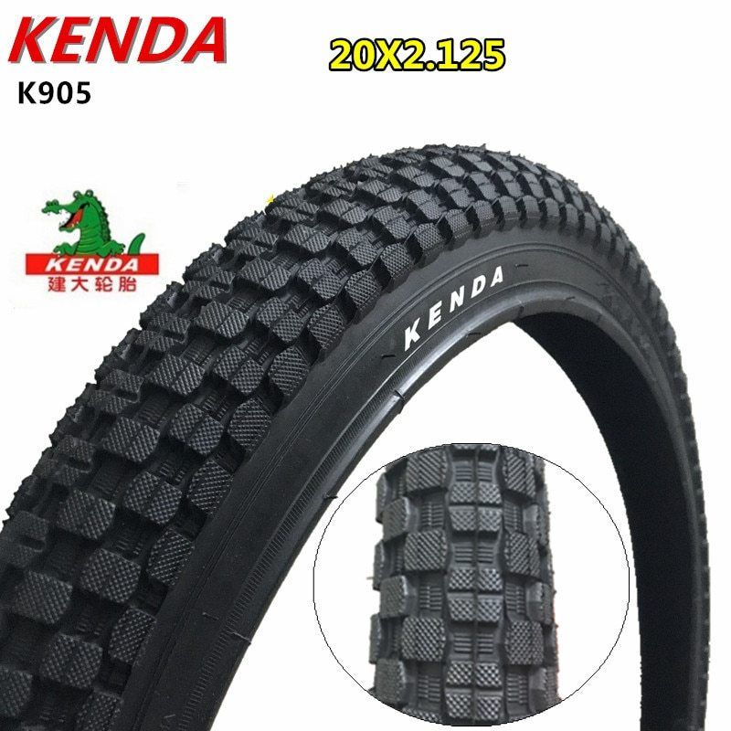 Kenda Bicycle Tire 20 20 Inch 20x1 95 2 125 Bmx Bike Tyres Kids