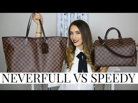 a1ccfef083bc LOUIS VUITTON NEVERFULL VS SPEEDY
