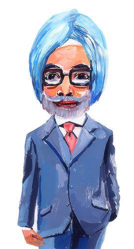 Indian Businessman 宮崎駿じゃないよ。