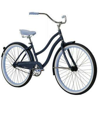 Buy Huffy 26 Cranbrook Womens Beach Cruiser Bike In 2020 Beach Cruiser Bike Cruiser Bike Beach Cruiser