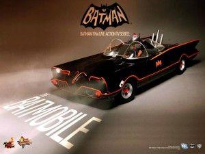 Batmobile, el modelo que más me gusta