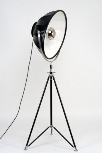 Fortuny Studio 1907 modern tripod with metal diffuser Fortuny ...