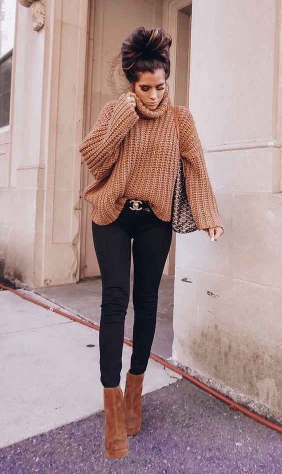 27 Winterfrauen-Outfits, die ihn dazu bringen, dich zu wollen