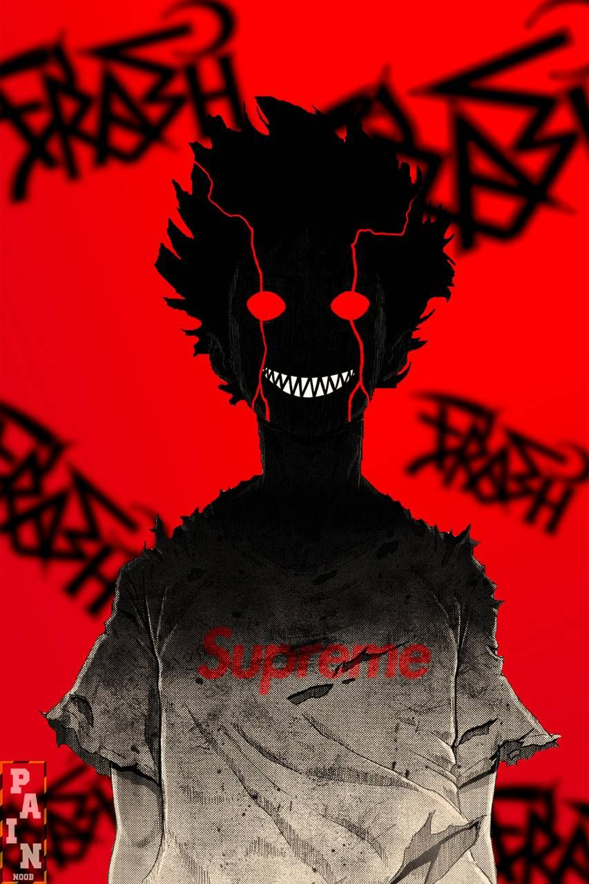 Download Mob Psycho Wallpaper by PAiNnoob e6 Free on