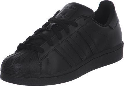 adidas Superstar Foundation J W schoenen zwart | Adidas ...