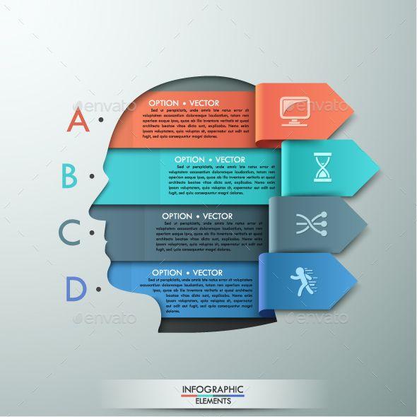 Modern infographic head template creative advertising and paper modern infographic head template infographic templatesbrochuresweb design arrowsphotoshoptextsbannerschartsadvertising ccuart Choice Image