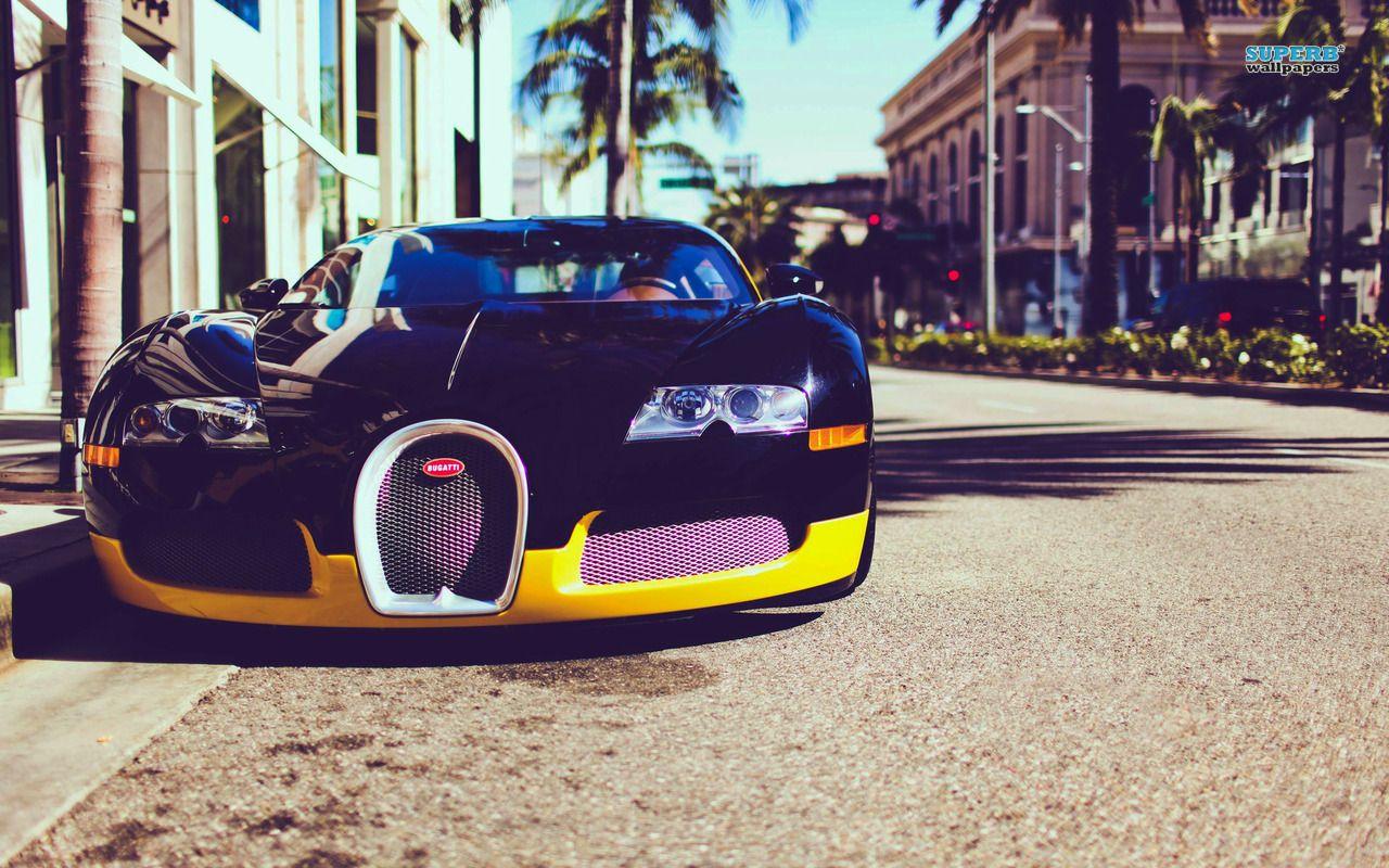 50 Super Sports Car Wallpapers That Ll Blow Your Desktop Away Bugatti Veyron Bugatti Auto