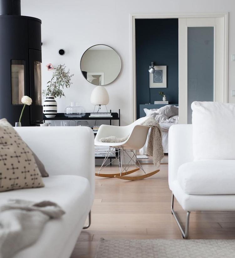 My Scandinavian Home The Beautiful Bold Home Of A Swedish