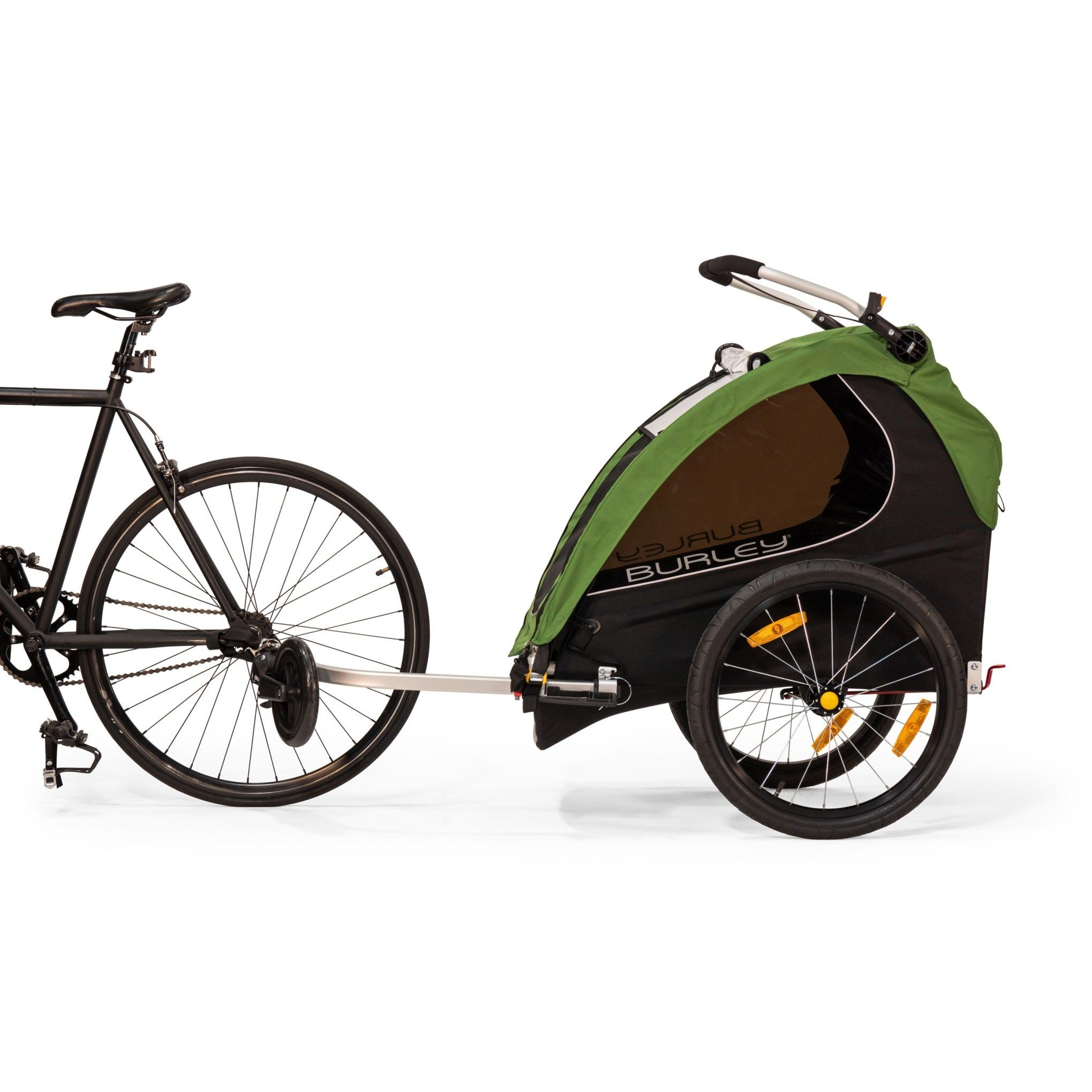 Encore Kids Bike Trailer and Double Stroller Child bike
