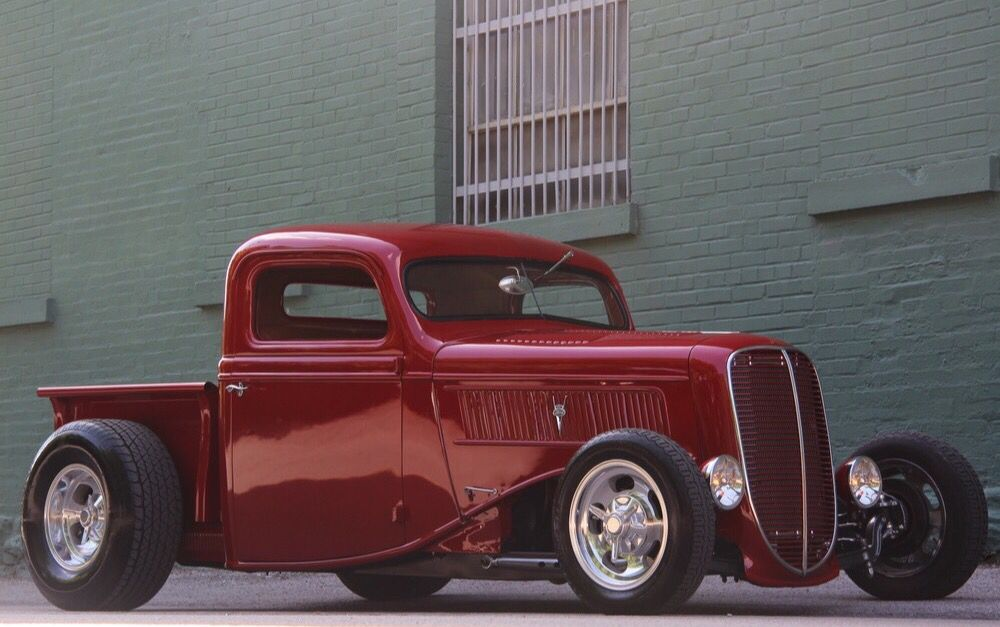 1937 Ford fender less pickup for sale on eBay! SUPER NICE! | real ...